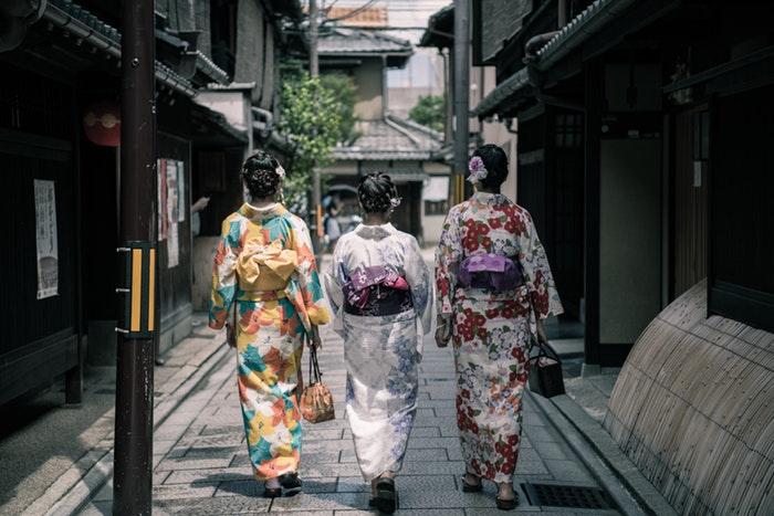kimonos tendencia